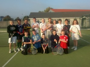 2010 Conor Mckenna winners & runners up with Maria 5