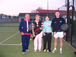 24 Hour Tennis Marathonfor Charity 3