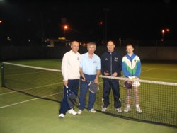 24 Hour Tennis Marathonfor Charity 4