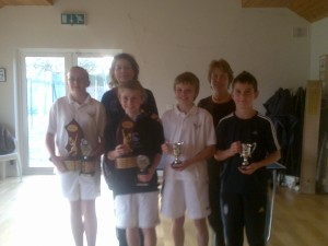cover 2010 Conor Mckenna winners & runners up with Maria