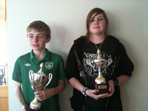 cover Jimmy McDonald Teenagers Cup 2011 won by Conor Ber